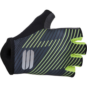 Sportful Bodyfit Team Faster - Guantes largos - gris/verde